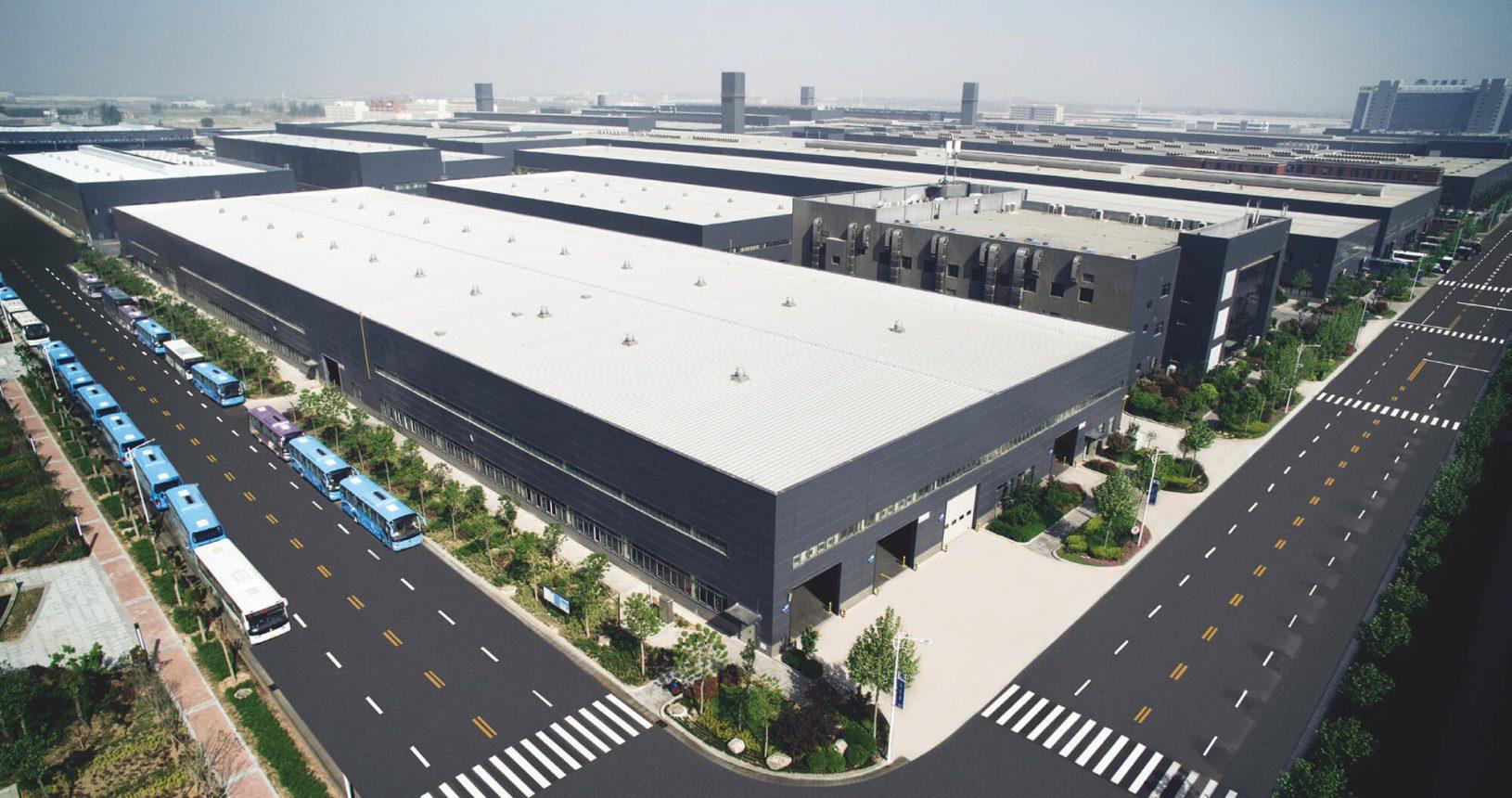Yutong Factory